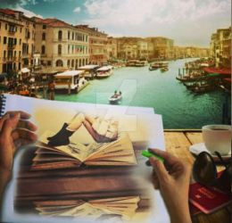 travel artist by courtsporty0512