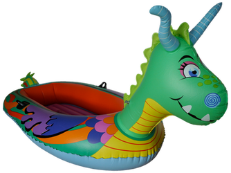 Intex Dragon Boat by TigerDragon85