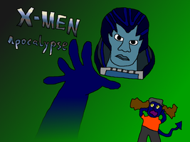 Jack Skyblue Reviews: X-Men: Apocalypse by jackhopeart