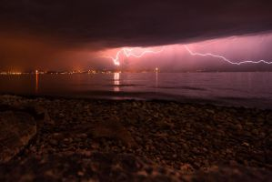 Furious Thunderstorm by JoInnovate