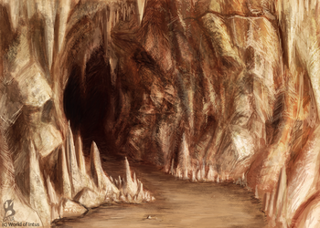 Cave Concept by fang