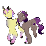 Pony Gays by KittyMinnatWearsAHat