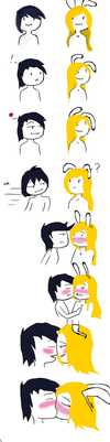 Fiolee Love Story :D by PaulaX12
