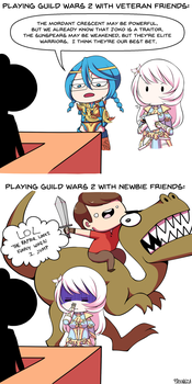 GW2 - A Different Perspective by Prinnia