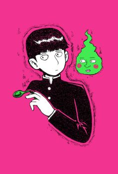 Just Like Mob! by relemenopy