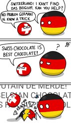 How to find Belgium by TechmagusKhobotov