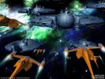 Attack the Droid Control Ship by Euderion