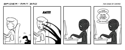 Spider-Man 3MO 2 by mrcontroversial