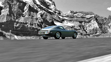 GT6 Toyota 2000 GTR HDR Partial by dominekkas