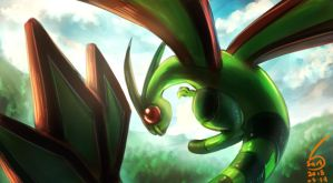 flygon swirling by 000SanS000