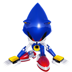 Metal Sonic Data Update by Nibroc-Rock