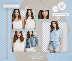 Pack Png #133| Barbara Palvin. by BlackBeautyPngs