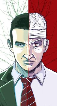 Deadly Premonition by acemcgregor