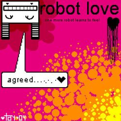 AGREED by number1loser by robot-fixation-front