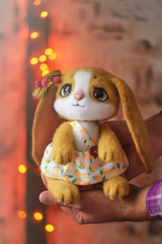 Bunny named Cherry 2 by Lyntoys