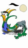 Were-Pokemon #4: Serperior