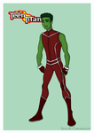 Teen Titans - Beast Boy Redesign by Femmes-Fatales