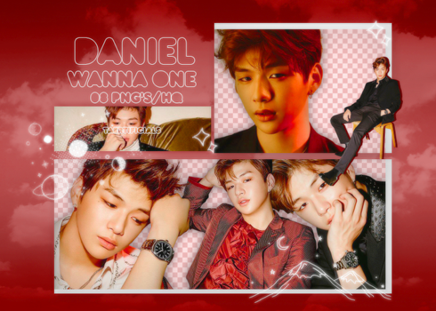 Daniel (Wanna One) | PNG PACK #29 | WKorea by taertificials