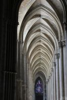 Cathedrale Notre-Dame de Reims - III by Scipia