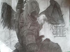 In Honor of Assassin's Creed. by Firetooth223