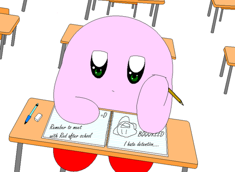 Kirby in detention by contradiction123