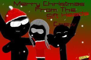 Merry Christmas from SH by Tempest-Arts