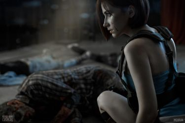 Jill Valentine - Last Escape 10 by Narga-Lifestream