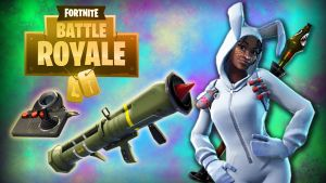 Fortnite BR - Easterbunny by LordMaru4U