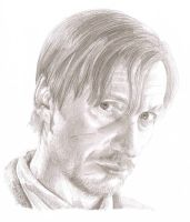 Remus Lupin by swfan444