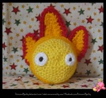 Calcifer by UnicornReality
