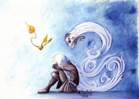 The Burden I Care by noot