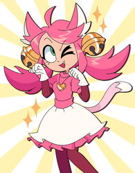 mad mew mew by marreeps
