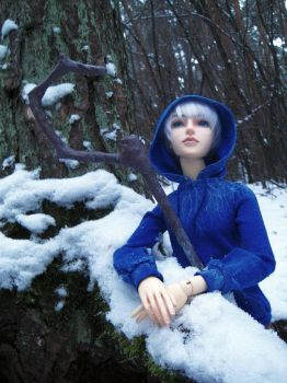 Jack Frost BJD cosplay v3 by angelicon