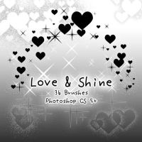 Love + Shine by kabocha