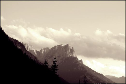 Cold Mountain by pitzigoiul