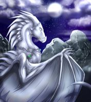 Snow Queen by Umbra-Daemon
