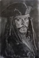 Captain Jack by traciewayling