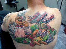 Swedish Chef cover-up by All-Wolff