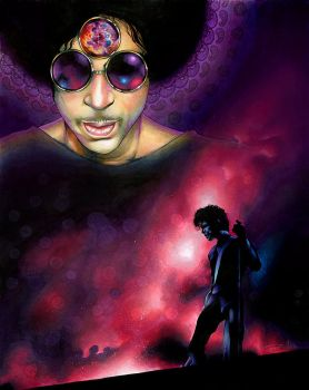 Prince by RichardCox