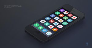 Aromy theme for iOS 7 - RELEASED - by thetimeloop