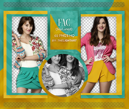 FAB AND CHIC/FAC/|PACK PNG by ThelightartOFC