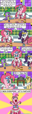 After the Gala - Page 5 by AleximusPrime