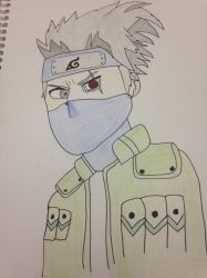 Kakashi by Winter021