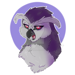 Complete Shaded Bust Commission by lovesealslove