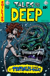 Tales from the Deep by OuthouseCartoons