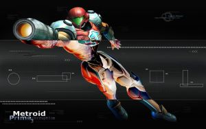 Metroid Prime 3 Wallpaper by ffadicted