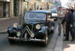 Citroen Traction Avant by UdoChristmann
