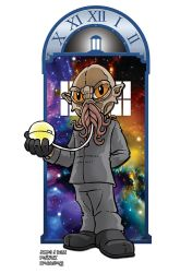 Widdle iddy Ood by JamusDu
