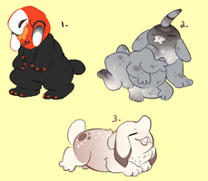 Tubby Thing Adoptables closed by occultic