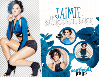 Png Pack 3954 - Jaimie Alexander by southsidepngs